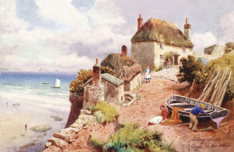 Cottage-on-Cliff